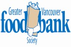 Greater Vancouver Food Bank Society charity chooses Zipgive Text to Donate for mobile giving