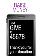 Mobile Text to Donate to Raise Funds by Phone